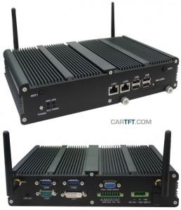 FleetPC-5, Can-Datenlogger
